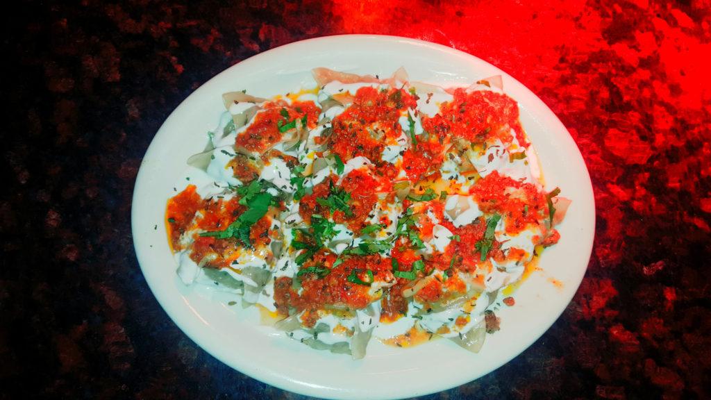 Mantoo, Mantu, Beef filled dumplings