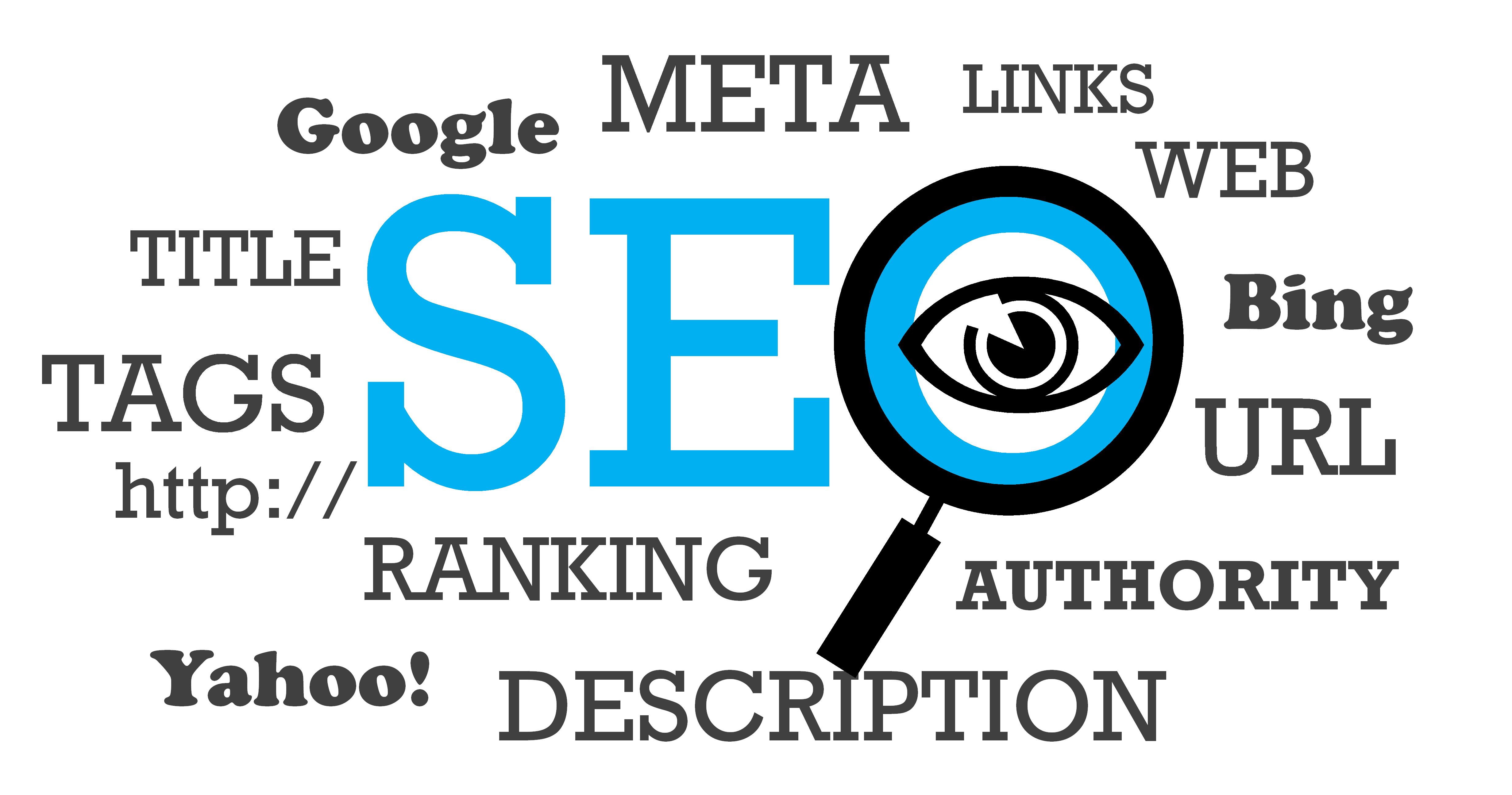 SEO cloud, web search, search engine optimization