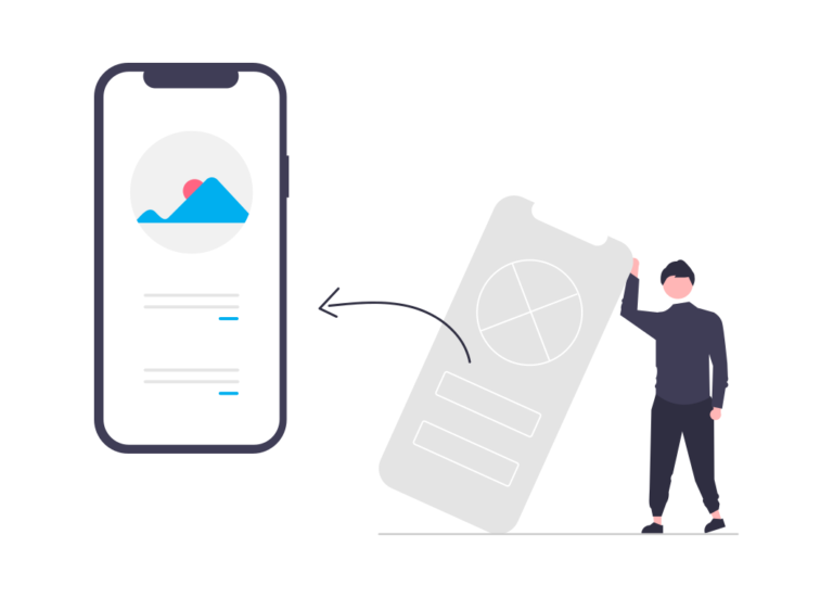 mobile first websites, web design